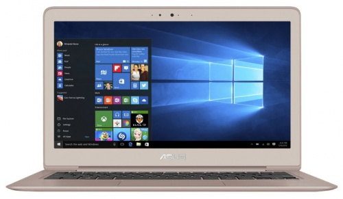 "Ноутбук 13.3"" Asus 90NB0CW1-M08580 Zenbook UX330UA-FB294R Core i5 8250U/8Gb/SSD256Gb/Intel HD Graphics 620/QHD+ (1920x1080)/Windows 10 Professional/gr"