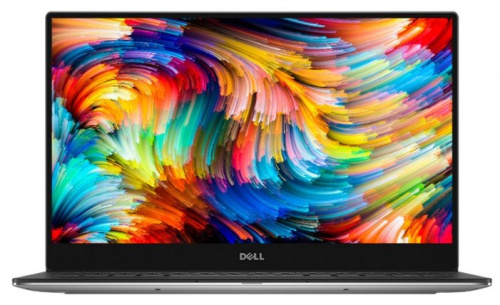 "Ультрабук Dell XPS 13 Core i7 7500U/16Gb/SSD512Gb/Intel HD Graphics 620/13.3""/IPS/Touch/QFHD (3200x1800)/Windows 10 Home 64/silver/WiFi/BT/Cam"
