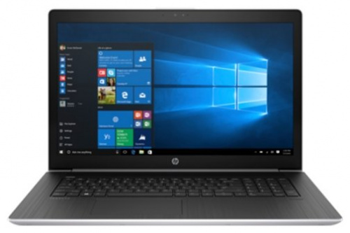 "Ноутбук 17.3"" HP 2XZ76ES ProBook 470 G5 Core i5 8250U/16Gb/SSD512Gb/nVidia GeForce 930MX 2Gb/UWVA/FHD (1920x1080)/Windows 10 Professional 64/silver/Wi"