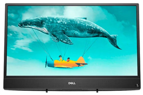 "Моноблок 23.8"" Dell 3477-7161 Inspiron 3477 Full HD i3 7130U (2.7)/4Gb/1Tb 5.4k/HDG620/Windows 10 Professional/GbitEth/WiFi/BT/65W/клавиатура/мышь/чер"