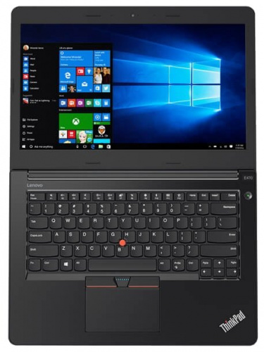 "Ноутбук 14"" Lenovo ThinkPad E470 20H10077RT"