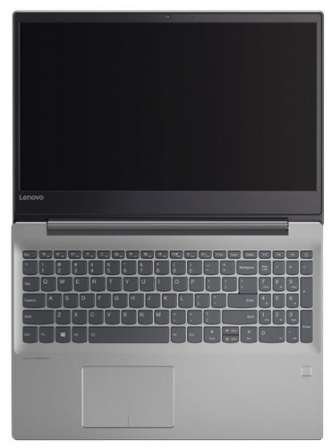 Ноутбук Lenovo 80X70035RK Yoga 720-15IKB Core i7 7700HQ/8Gb/SSD256Gb/nVidia GeForce GTX 1050 4Gb/IPS/Touch/FHD (1920x1080)/Windows 10/grey/WiFi/BT/Cam